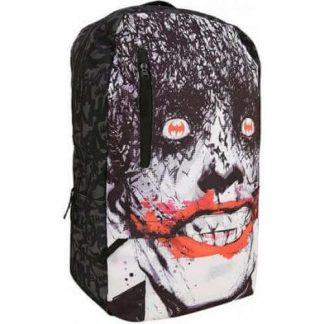 Batman Joker Face Back Pack