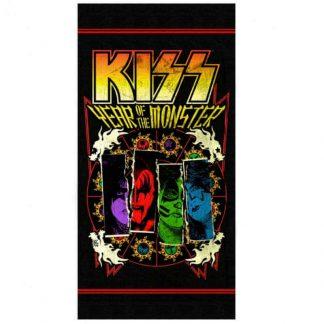KISS Jumbo Beach Towel