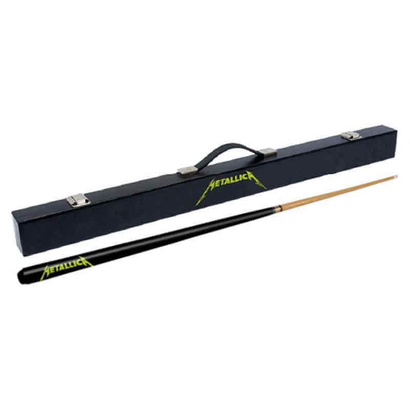 Metallica Pool Cue Officially Licensed Kidscollections