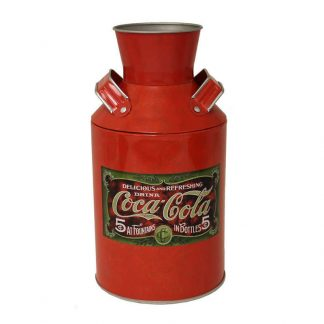 Coca-Cola Vintage Milk Can Tin