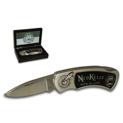 Ned Kelly Collectable Pocket Knife