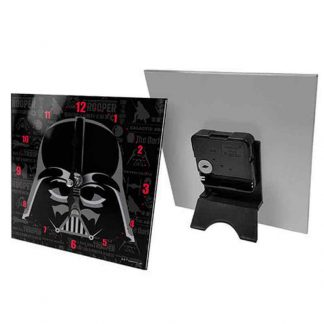 Star Wars Darth Vader Glass Desk Clock