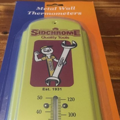 Sidchrome Metal Thermometer