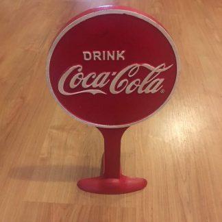 Coke Doorstop
