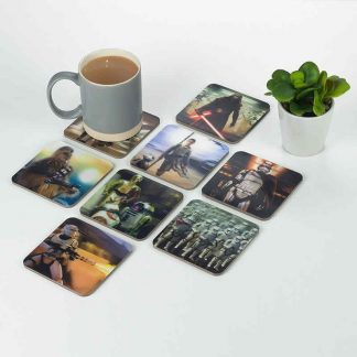 Star Wars 3D Coasters