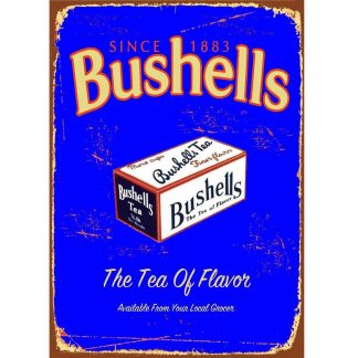 Bushells Tea Tin Sign