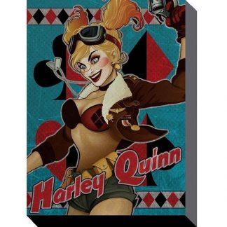 Harley Quinn Bombshell Canvas
