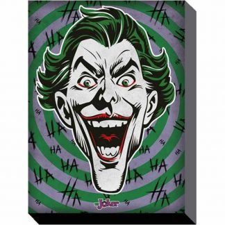 DC Comics Joker Canvas