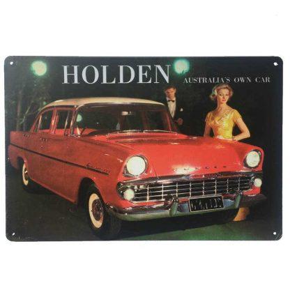 Holden EK Tin Sign