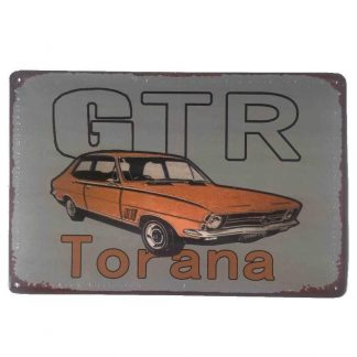Holden Torana GTR Tin Sign