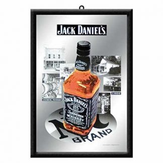 Jack Daniels Bottle 1866 Mirror