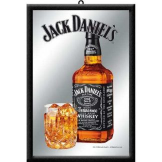 Jack Daniels Bottle Mirror