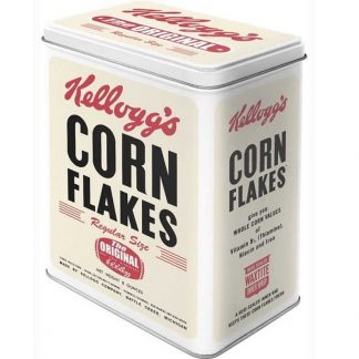 Kelloggs Retro Embossed Large Tin 3ltr