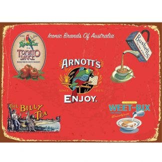 Arnotts Tin Sign