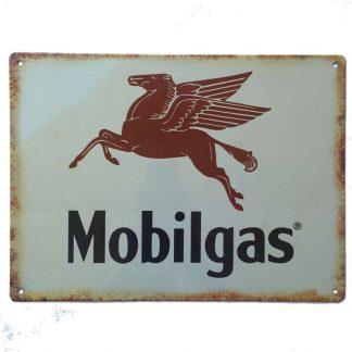 Pegasus Tin Sign
