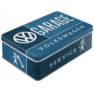 VW Get Lost Embossed Flat Tin 3ltr