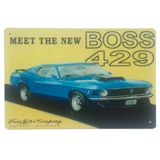 Ford Boss 429 Sign
