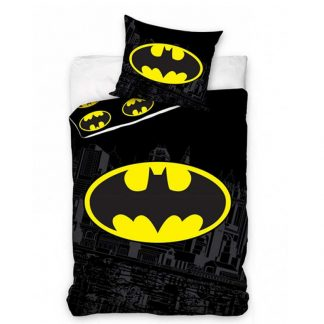 Batman Logo Quilt Cover