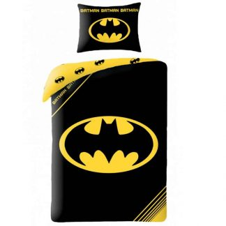Batman Logo Single Quilt Cover