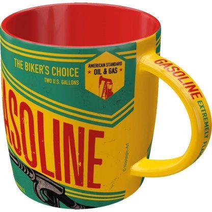 Gasoline Mug