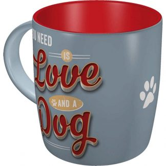Love Dog Coffee Mug