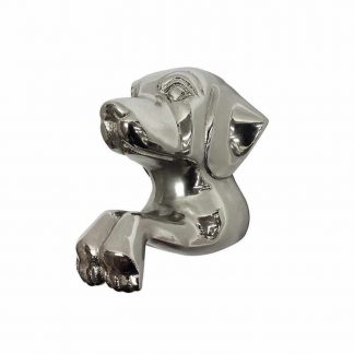 Aluminium Puppy Wall Hook