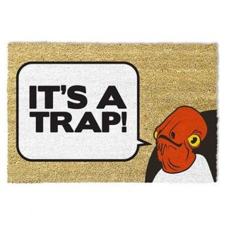 It's A Trap Doormat