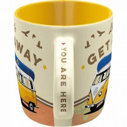 Let's Get Away Mug