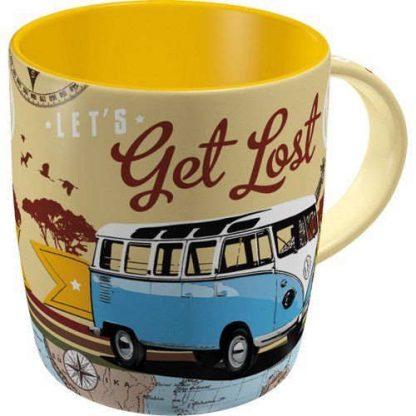 VW Let's Get Lost Mug