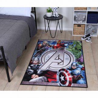 Avengers Logo Rug