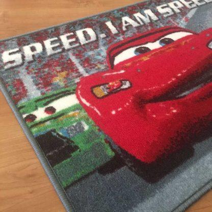 Cars Speed Rug
