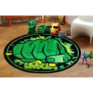 Hulk Smash Rug