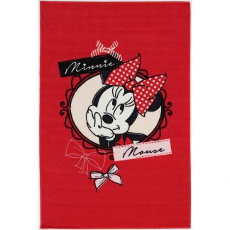 Minnie Polka Dot Rug