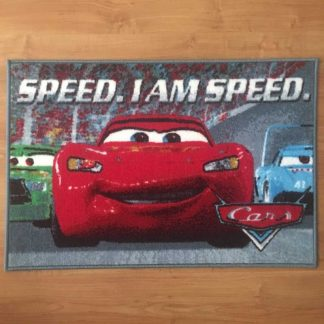 Cars Speed Rug