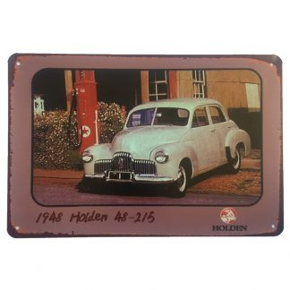 1948 holden 48-215 sign