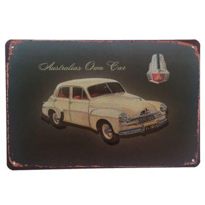 1953 FJ Holden Sign