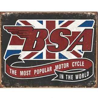 BSA Most Popular Sign