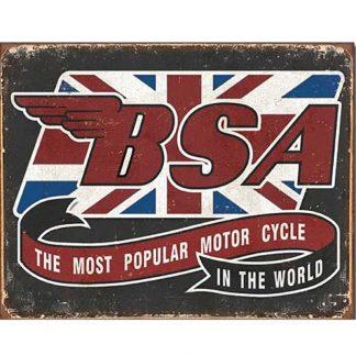 BSA Most Popular Sign