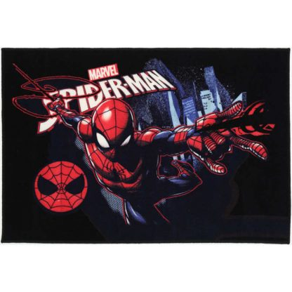 Spiderman Swinging Rug
