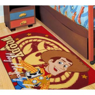 Toy Story Woody Rug