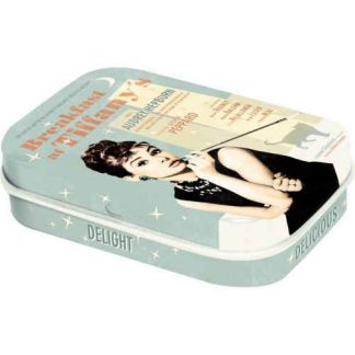 Audrey Hepburn Mint Box