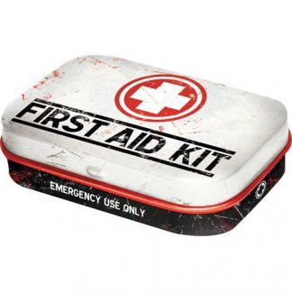 First Aid Kit Mint Box