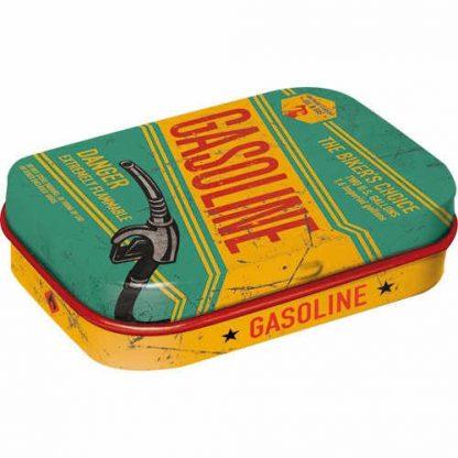 Gasoline Mint Box