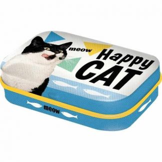 Happy Cat Mint Box