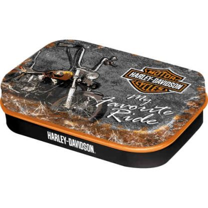 Harley Davidson Favorite Ride Mint Box