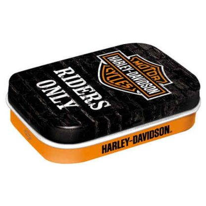 Harley Davidson Riders Only Mint Box