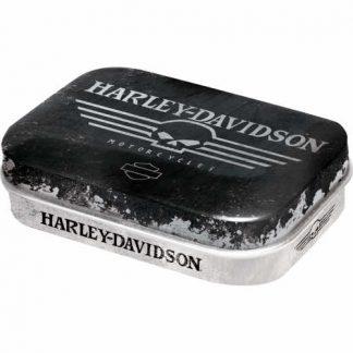 Harley Davidson Skull Mint Box