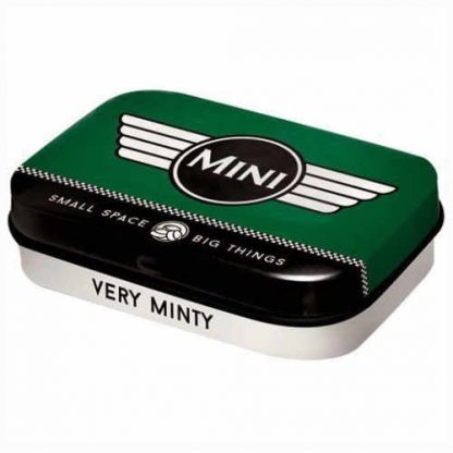 Mini Logo Green Mint Box
