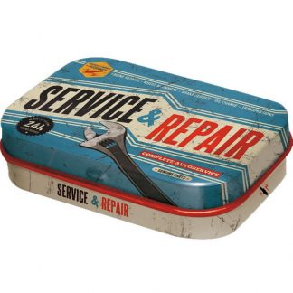 Service & Repair Mint Box