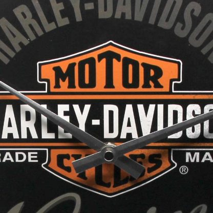 Harley Davidson Genuine Clock